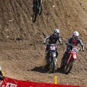 🏆 Un guidon @protaper gagne toujours au coude à coude.   Félicitations Dylan Ferrandis pour ce titre outdoors.   #motocross
