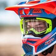 🎧 Le @honda114motorsports et @sena__france + connectés que jamais !   ➡️ Intercom @senabluetooth distribués par UP Design by @moraco.fr   #motocross